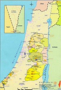 2008 carte générale